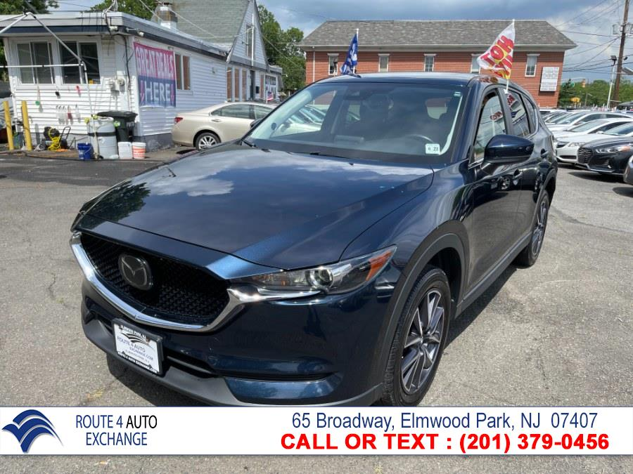 Used Mazda CX-5 Touring AWD 2018   Route 4 Auto Exchange. Elmwood Park, New Jersey
