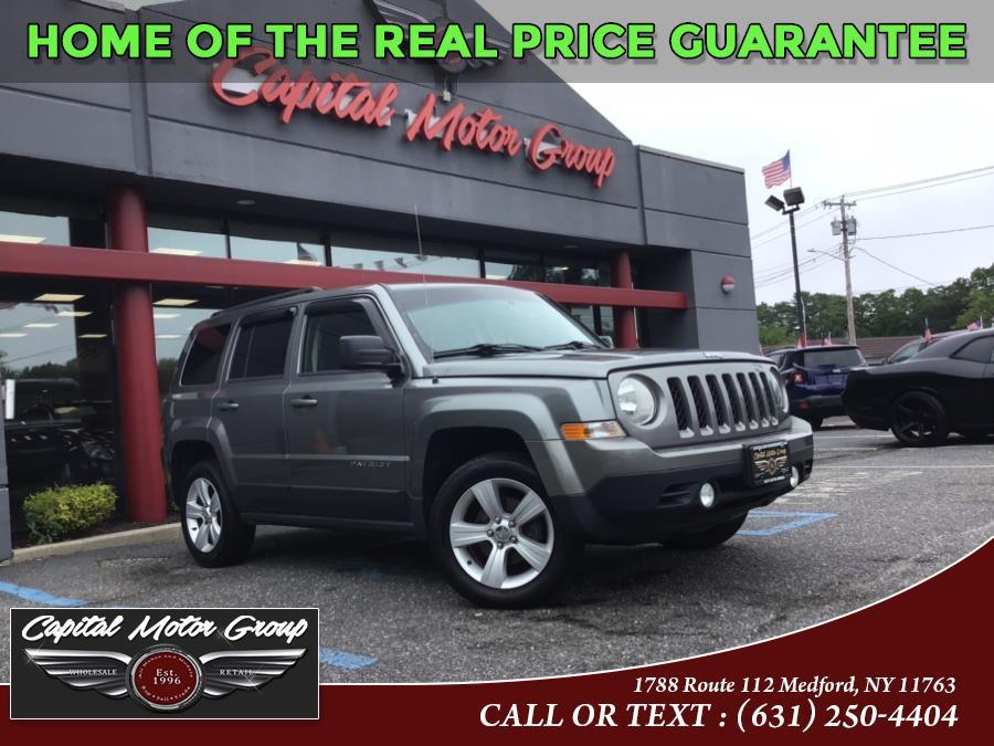 Used 2013 Jeep Patriot in Medford, New York | Capital Motor Group Inc. Medford, New York