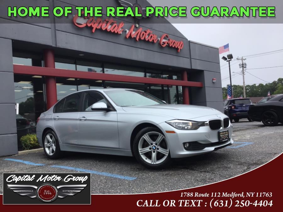 Used 2015 BMW 3 Series in Medford, New York | Capital Motor Group Inc. Medford, New York