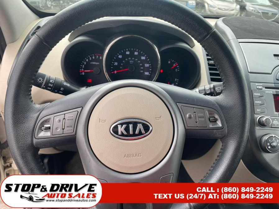 Used Kia Soul 5dr Wgn Auto + 2010   Stop & Drive Auto Sales. East Windsor, Connecticut