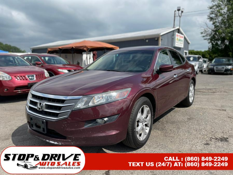 Used Honda Crosstour 4WD V6 5dr EX-L 2012 | Stop & Drive Auto Sales. East Windsor, Connecticut