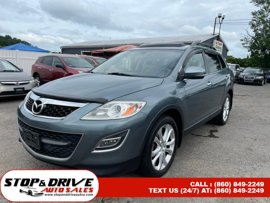 Used 2012 Mazda CX-9 in East Windsor, Connecticut | Stop & Drive Auto Sales. East Windsor, Connecticut