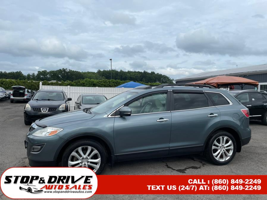Used Mazda CX-9 AWD 4dr Grand Touring 2012   Stop & Drive Auto Sales. East Windsor, Connecticut