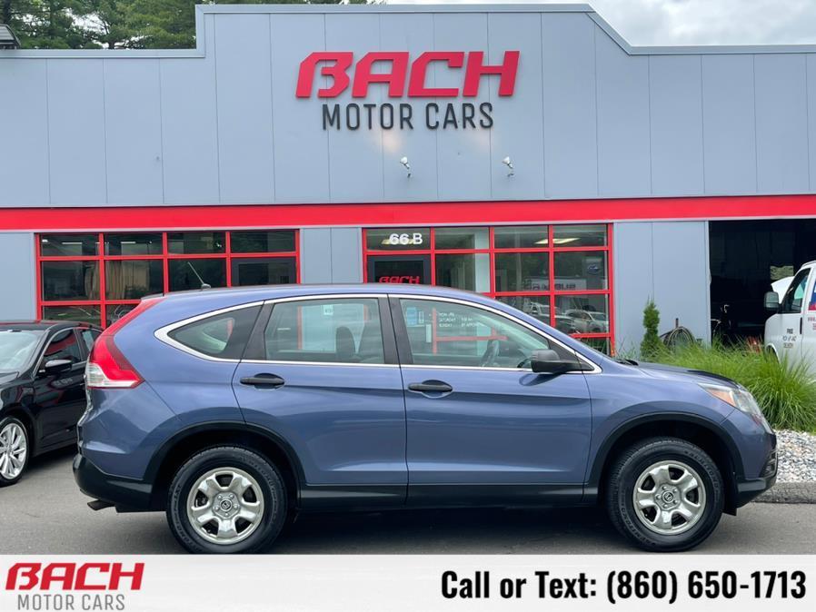 Used Honda CR-V AWD 5dr LX 2013 | Bach Motor Cars. Canton , Connecticut