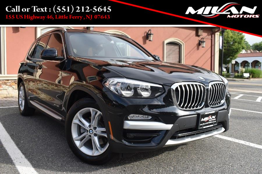 Used BMW X3 xDrive30i Sports Activity Vehicle 2018 | Milan Motors. Little Ferry , New Jersey