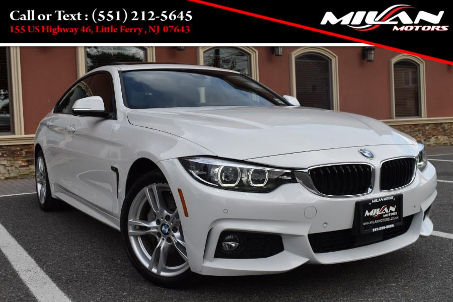 Used BMW 4 Series 430i xDrive Gran Coupe 2018   Milan Motors. Little Ferry , New Jersey