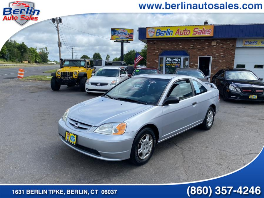 Used 2001 Honda Civic in Berlin, Connecticut | Berlin Auto Sales LLC. Berlin, Connecticut