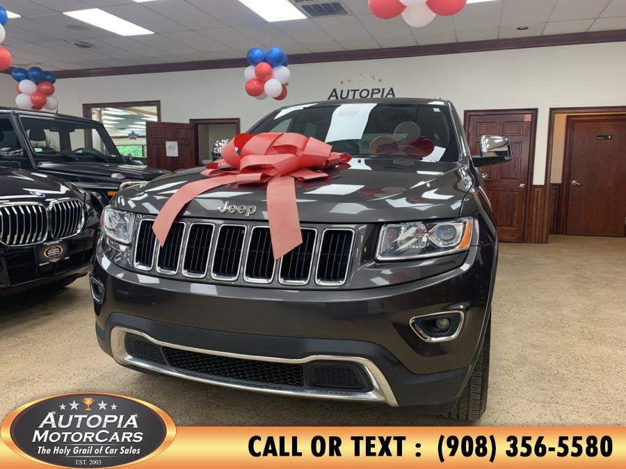Used 2015 Jeep Grand Cherokee in Union, New Jersey   Autopia Motorcars Inc. Union, New Jersey