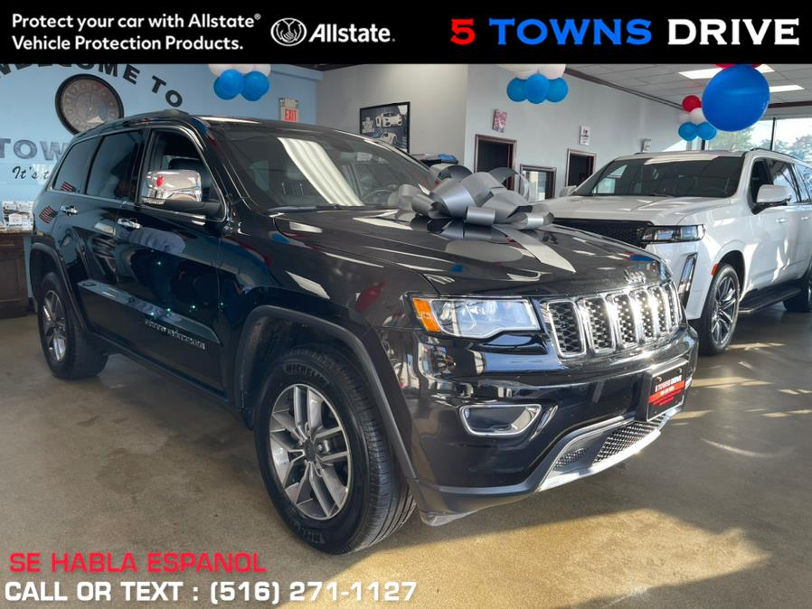 Used Jeep Grand Cherokee Limited 4x4 2020 | 5 Towns Drive. Inwood, New York
