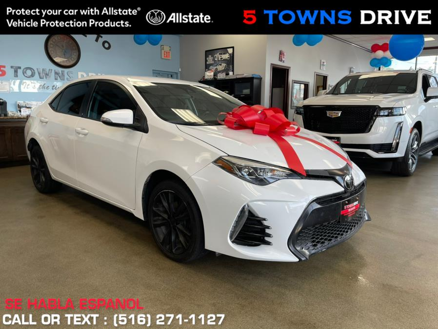 Used Toyota Corolla SE CVT (Natl) 2017 | 5 Towns Drive. Inwood, New York
