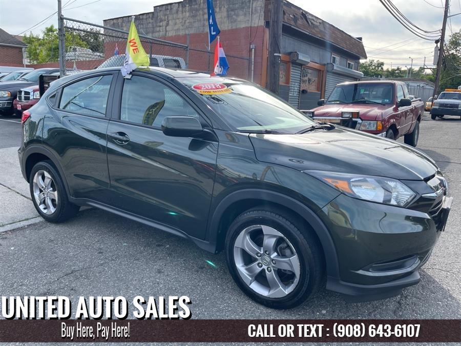 Used 2018 Honda Hr-v in Newark, New Jersey | United Auto Sale. Newark, New Jersey