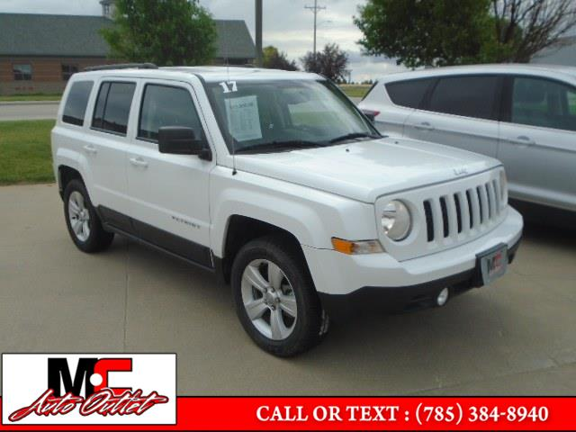 Used 2017 Jeep Patriot in Colby, Kansas | M C Auto Outlet Inc. Colby, Kansas