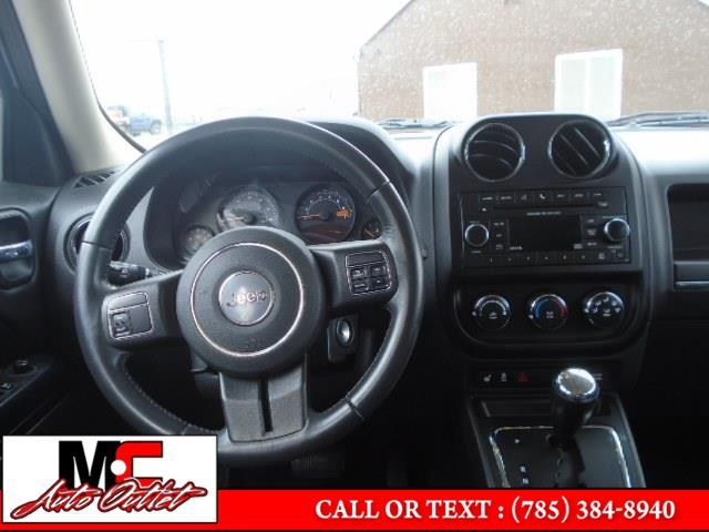Used Jeep Patriot Latitude 4x4 2017   M C Auto Outlet Inc. Colby, Kansas