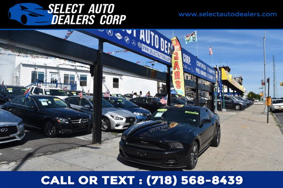 Used Ford Mustang 2dr Cpe V6 Premium 2013 | Select Auto Dealers Corp. Brooklyn, New York