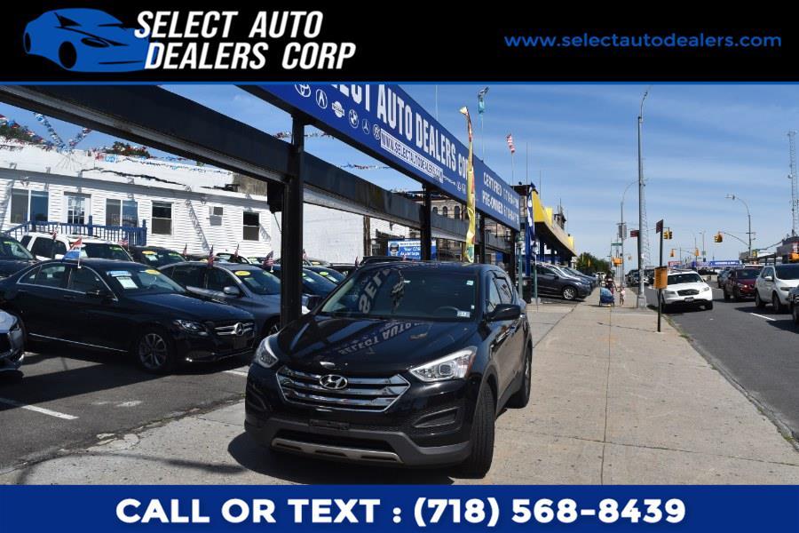 Used Hyundai Santa Fe Sport AWD 4dr 2.4 2014 | Select Auto Dealers Corp. Brooklyn, New York