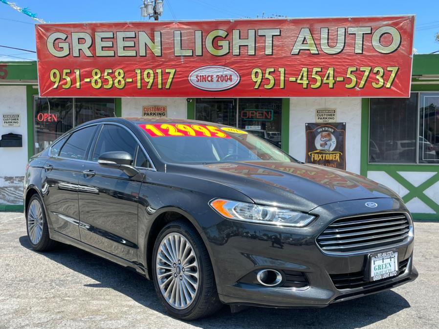 Used 2015 Ford Fusion in Corona, California | Green Light Auto. Corona, California