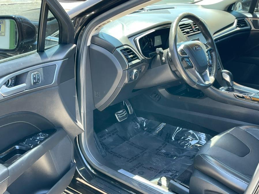 Used Ford Fusion 4dr Sdn Titanium FWD 2015   Green Light Auto. Corona, California