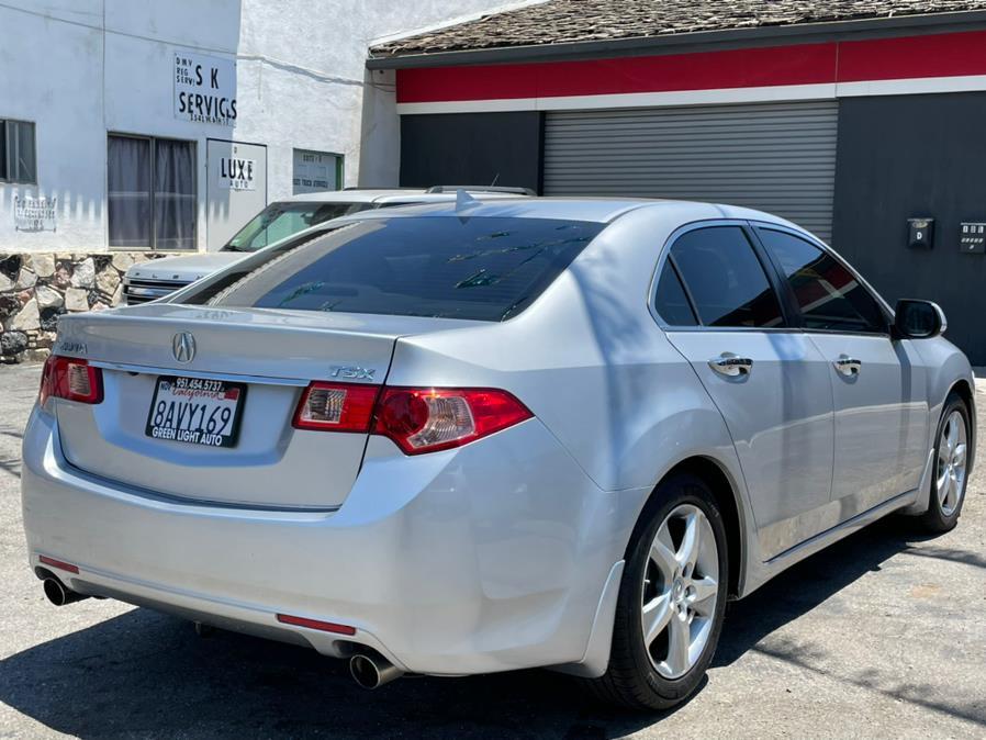 Used Acura TSX 4dr Sdn I4 Auto Tech Pkg 2012 | Green Light Auto. Corona, California