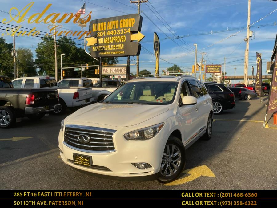 Used Infiniti JX35 AWD 4dr 2013 | Adams Auto Group . Little Ferry , New Jersey