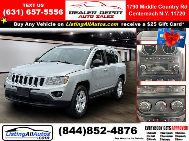 Used 2012 Jeep Compass in Patchogue, New York | www.ListingAllAutos.com. Patchogue, New York