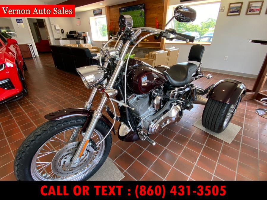 Used Harley Davidson Dyna Glide FXDCI 2005 | Vernon Auto Sale & Service. Manchester, Connecticut