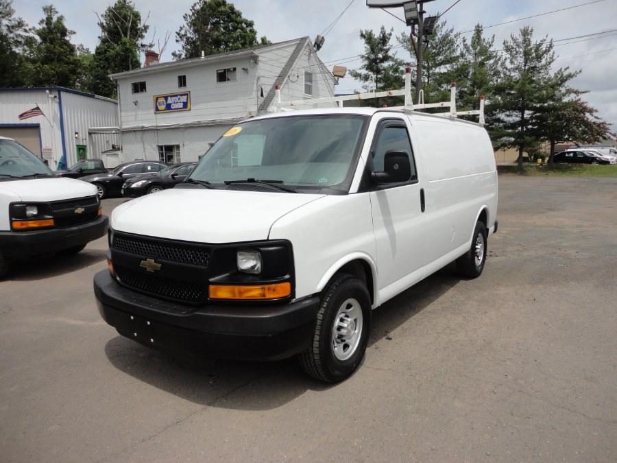 Used 2016 Chevrolet Express Cargo Van in Berlin, Connecticut   International Motorcars llc. Berlin, Connecticut
