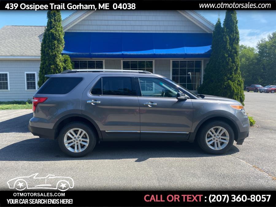 Used 2014 Ford Explorer in Gorham, Maine | Ossipee Trail Motor Sales. Gorham, Maine