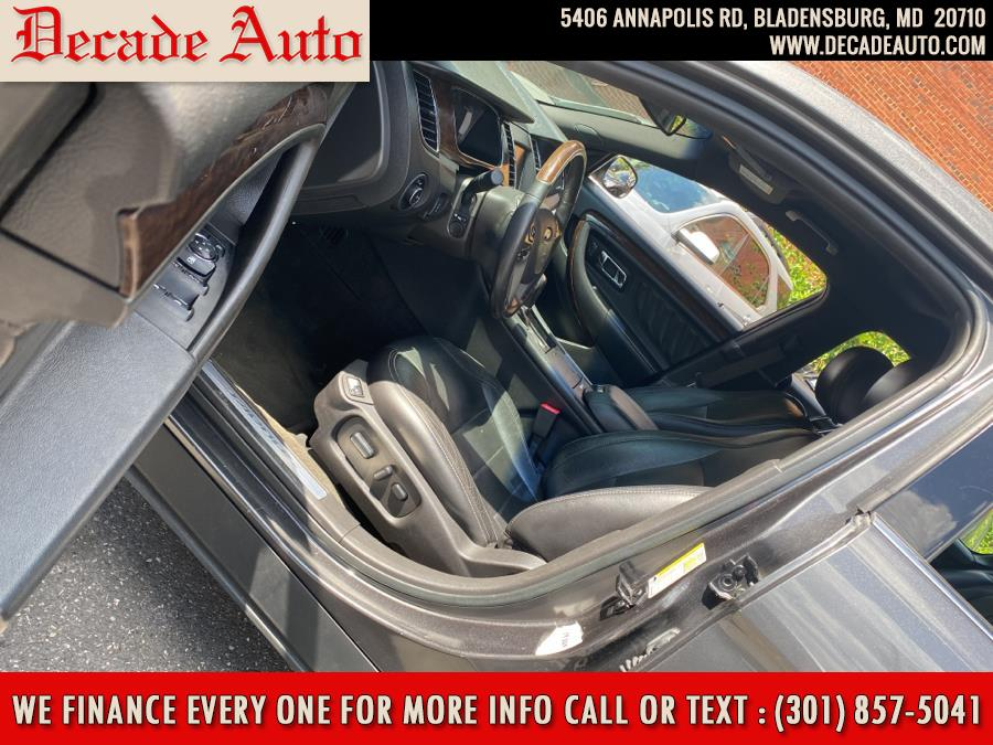 Used Ford Taurus 4dr Sdn Limited FWD 2015   Decade Auto. Bladensburg, Maryland