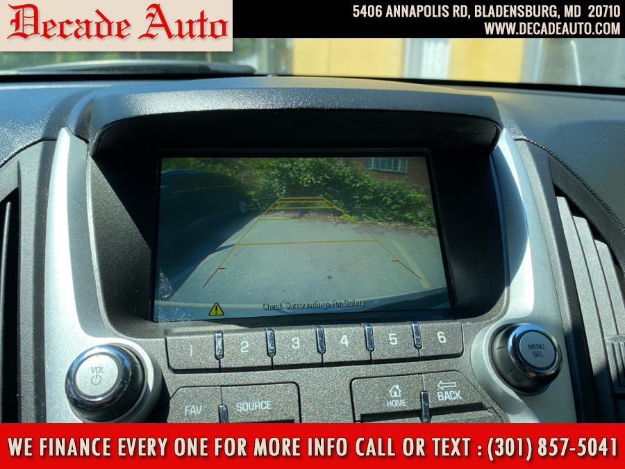 Used Chevrolet Equinox AWD 4dr LT 2016 | Decade Auto. Bladensburg, Maryland