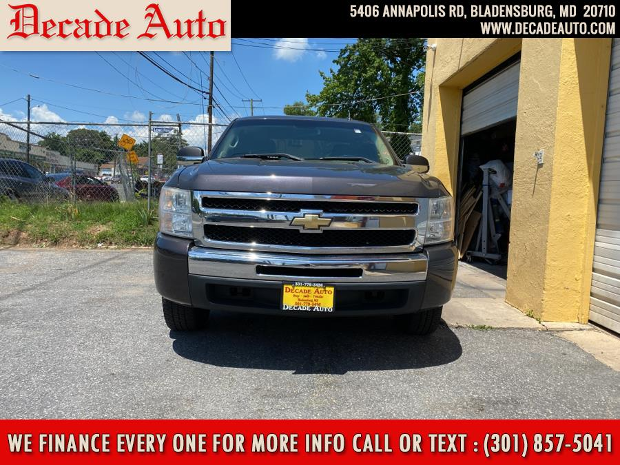 Used 2011 Chevrolet Silverado 1500 in Bladensburg, Maryland | Decade Auto. Bladensburg, Maryland