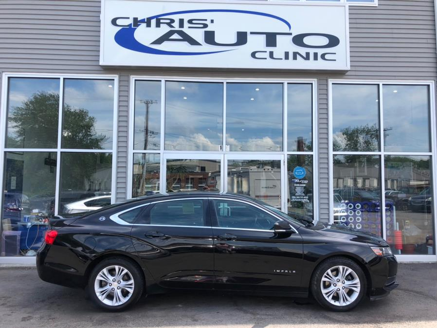 Used 2014 Chevrolet Impala in Plainville, Connecticut | Chris's Auto Clinic. Plainville, Connecticut