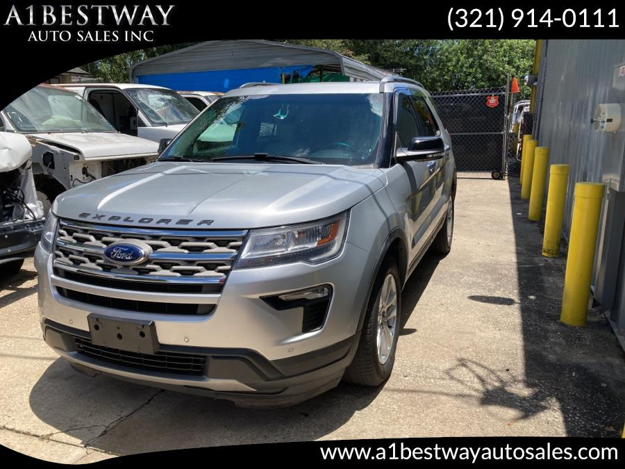 Used 2018 Ford Explorer in Melbourne , Florida | A1 Bestway Auto Sales Inc.. Melbourne , Florida
