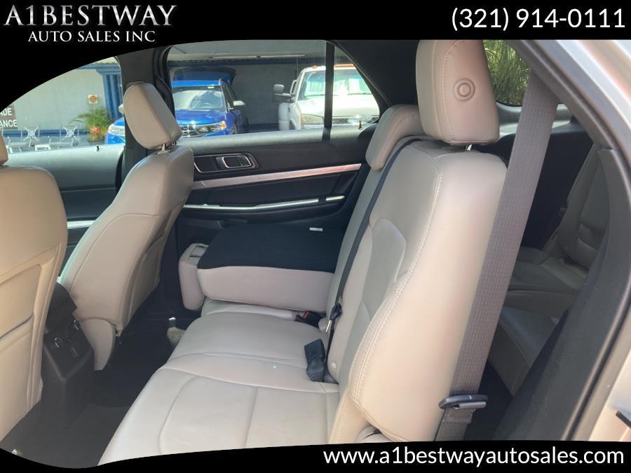 Used Ford Explorer XLT 4WD 2018 | A1 Bestway Auto Sales Inc.. Melbourne , Florida
