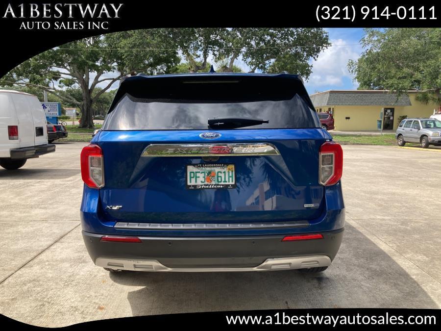 Used Ford Explorer XLT 4WD 2020 | A1 Bestway Auto Sales Inc.. Melbourne , Florida