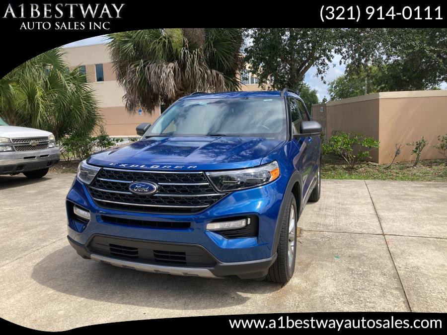 Used 2020 Ford Explorer in Melbourne , Florida | A1 Bestway Auto Sales Inc.. Melbourne , Florida