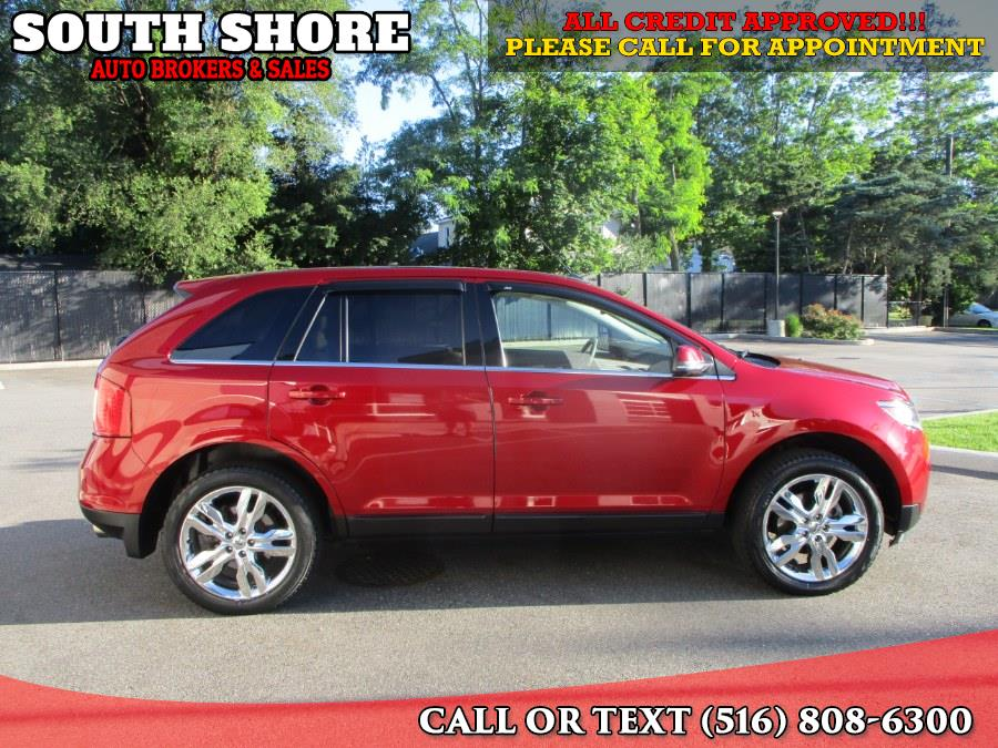 2014 Ford Edge 4dr Limited AWD, available for sale in Massapequa, NY