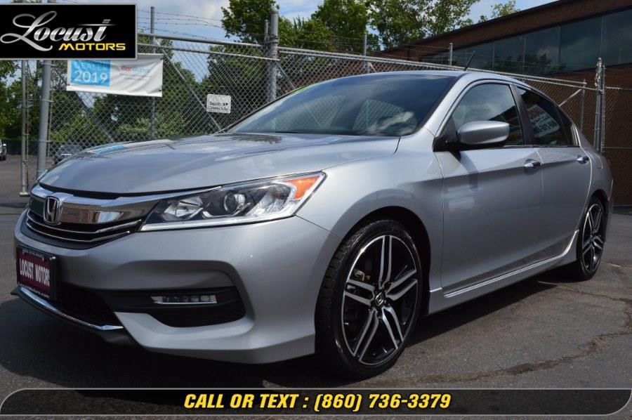 Used 2017 Honda Accord Sedan in Hartford, Connecticut | Locust Motors LLC. Hartford, Connecticut