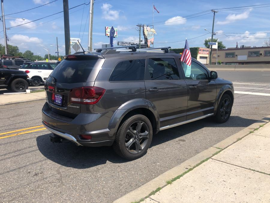 Used Dodge Journey Crossroad AWD 2018 | Route 46 Auto Sales Inc. Lodi, New Jersey