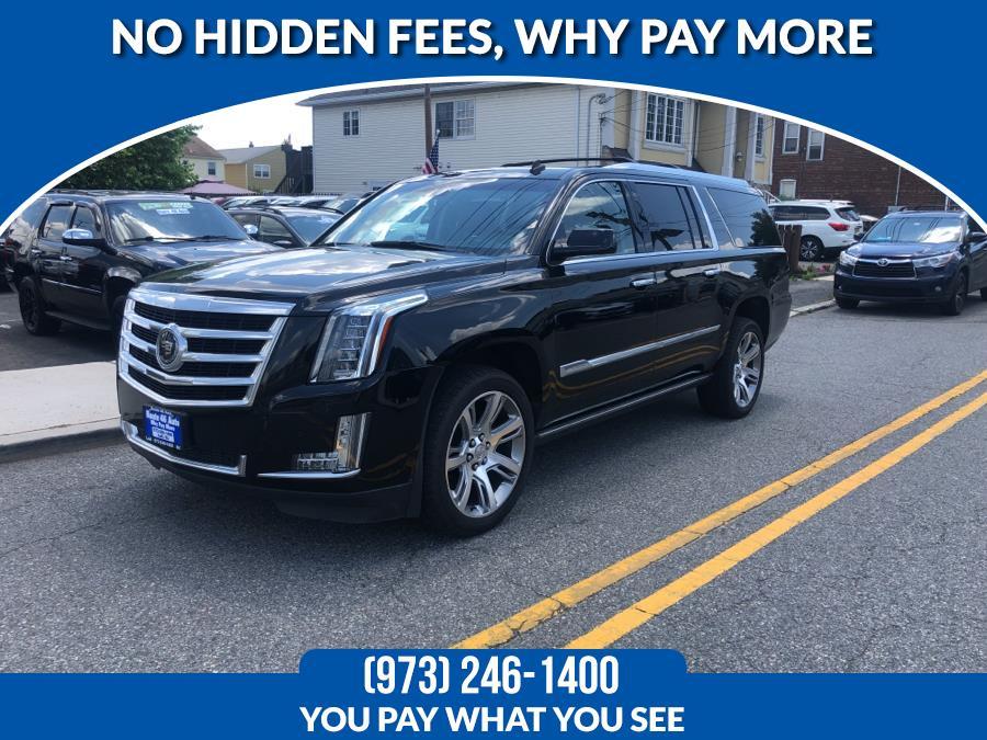 Used 2015 Cadillac Escalade ESV in Lodi, New Jersey | Route 46 Auto Sales Inc. Lodi, New Jersey