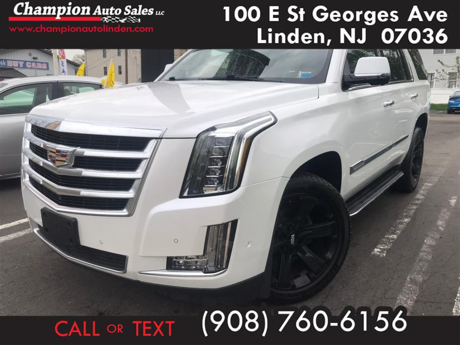 Used 2017 Cadillac Escalade in Linden, New Jersey | Champion Used Auto Sales. Linden, New Jersey