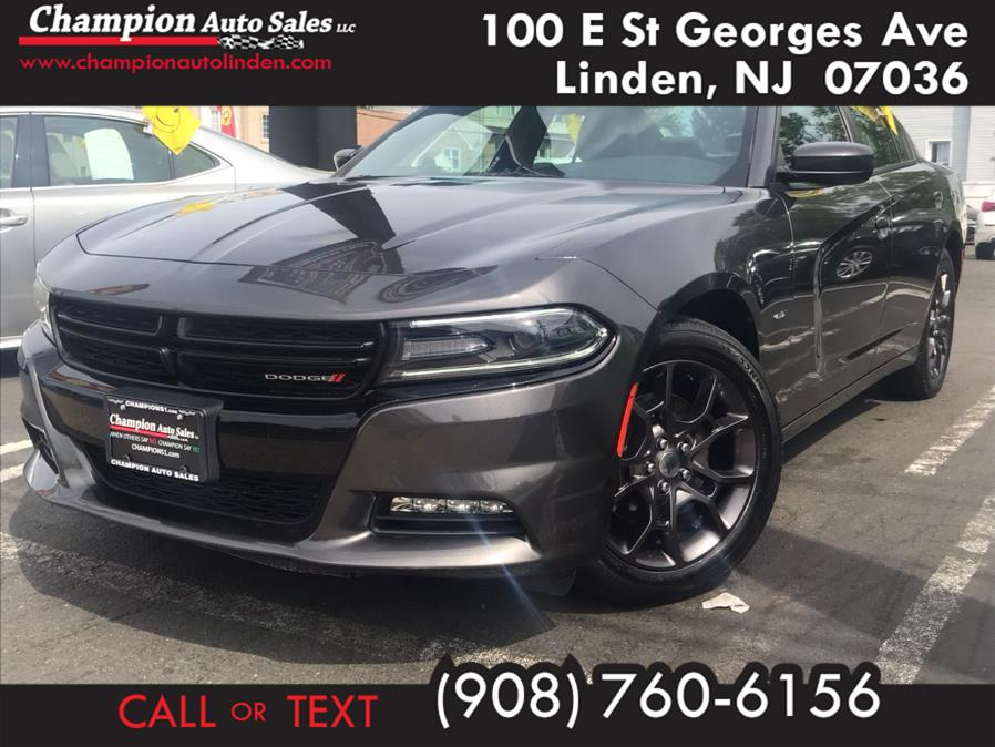 Used 2018 Dodge Charger in Linden, New Jersey | Champion Used Auto Sales. Linden, New Jersey