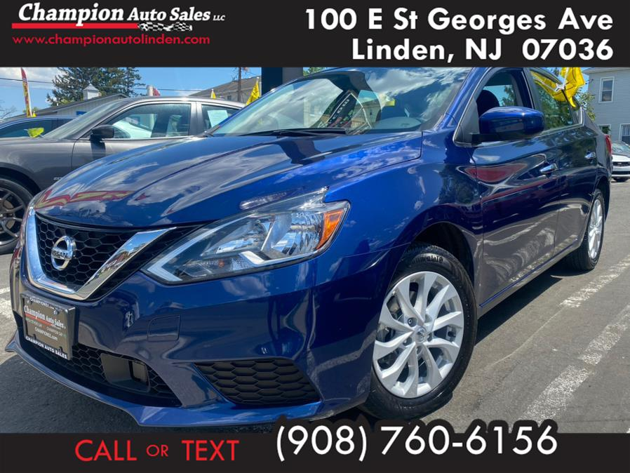 Used 2019 Nissan Sentra in Linden, New Jersey | Champion Used Auto Sales. Linden, New Jersey
