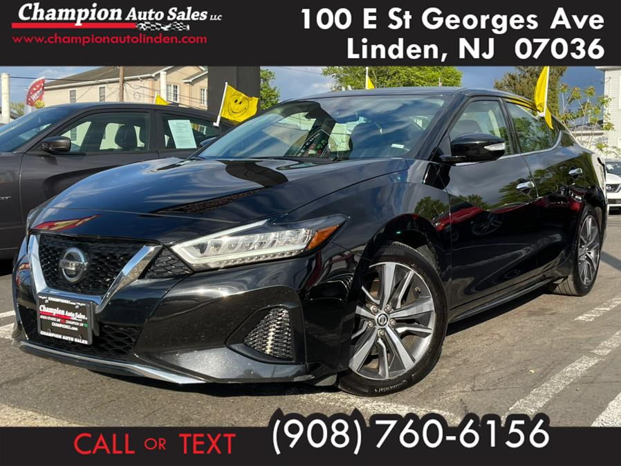 Used 2020 Nissan Maxima in Linden, New Jersey | Champion Used Auto Sales. Linden, New Jersey