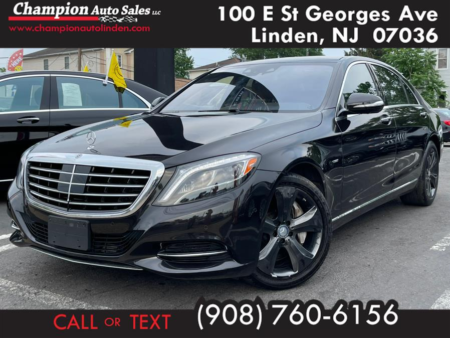 Used 2014 Mercedes-Benz S-Class in Linden, New Jersey | Champion Used Auto Sales. Linden, New Jersey