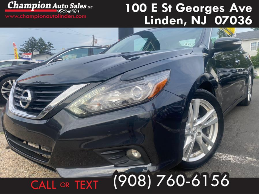 Used 2017 Nissan Altima in Linden, New Jersey | Champion Used Auto Sales. Linden, New Jersey
