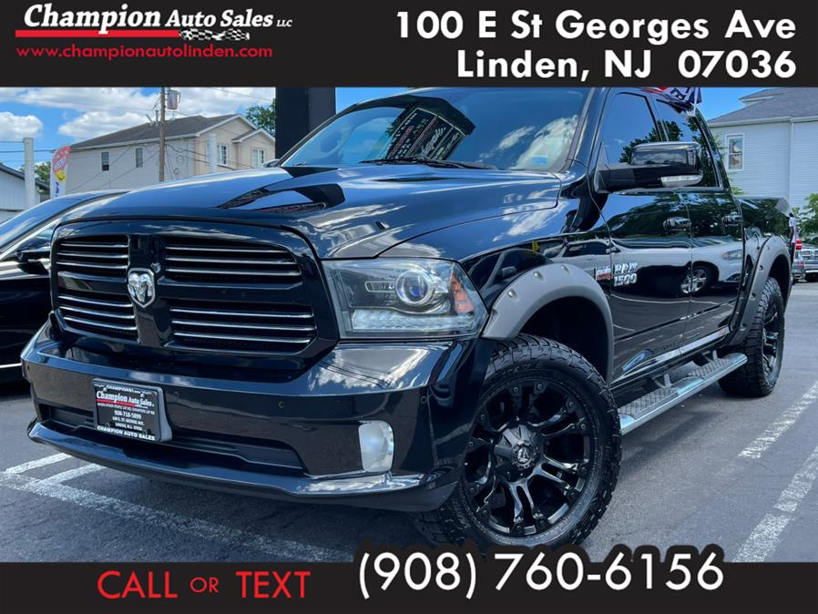 Used 2014 Ram 1500 in Linden, New Jersey | Champion Used Auto Sales. Linden, New Jersey