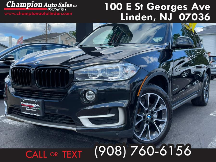 Used 2017 BMW X5 in Linden, New Jersey | Champion Used Auto Sales. Linden, New Jersey
