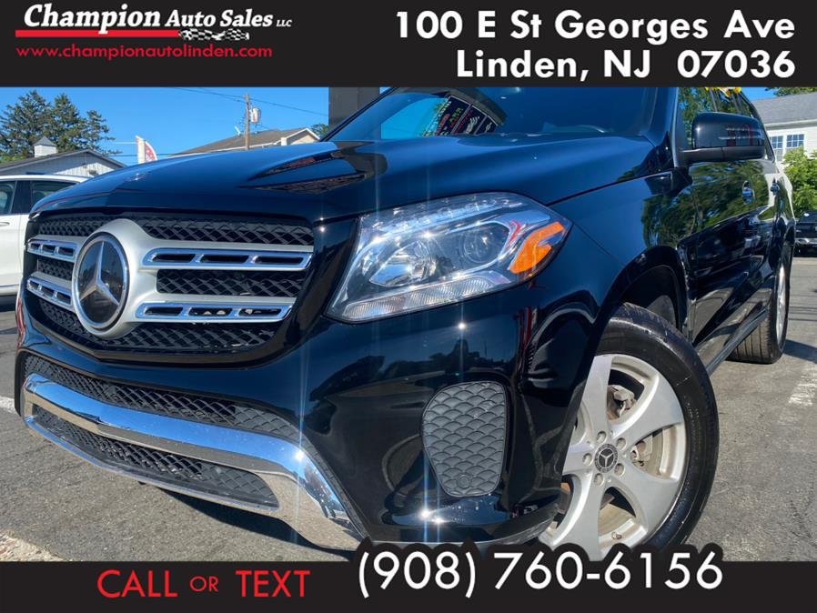 Used 2017 Mercedes-Benz GLS in Linden, New Jersey | Champion Used Auto Sales. Linden, New Jersey