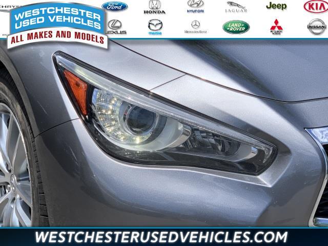 Used Infiniti Q50 Sport 2016   Westchester Used Vehicles. White Plains, New York