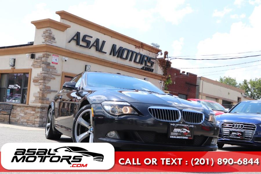 Used 2010 BMW 6 Series in East Rutherford, New Jersey | Asal Motors. East Rutherford, New Jersey
